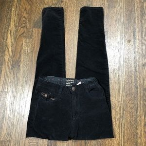 Zara Girls Casual Collection Pants Size 10 Black